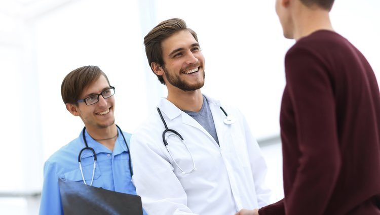 Visita a tu médico para asegurarte de que todo va bien