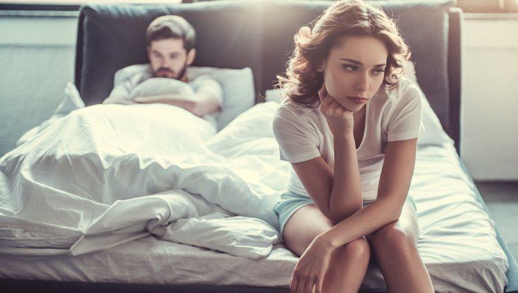 Una ola de negatividad ha afectado de forma considerable al sexo con tu pareja