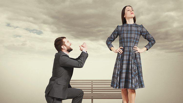 No tengas prisa a la hora de formalizar tu relación porque tu pareja puede asustarse