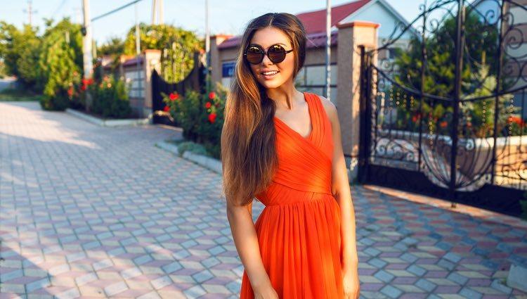 El color naranja aporta mucha energía y vitalidad