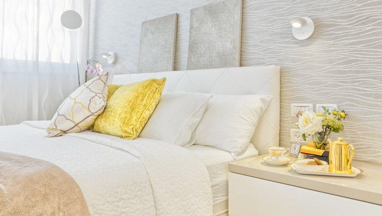 Elimina todos los objetos rotos e incluso electrodomésticos de tu habitación