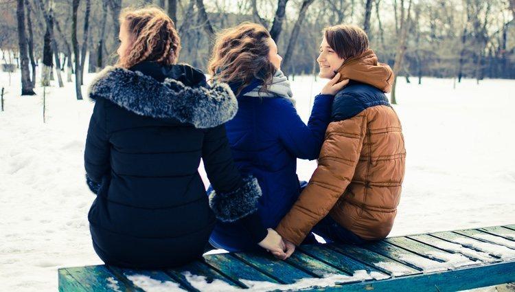 Ten cuidado con las terceras personas en tu relación