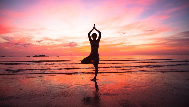 Debes intentar relajarte y meditar