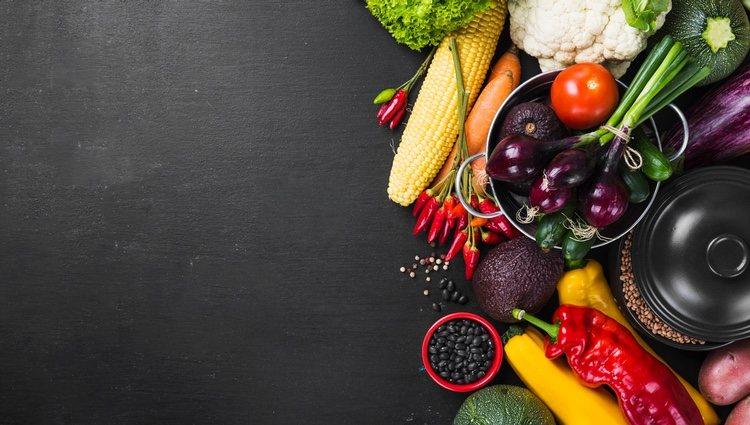 Sigue manteniendo una dieta equilibrada