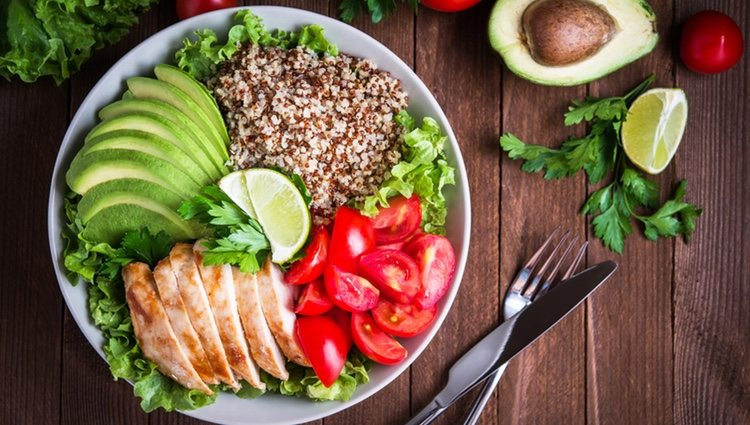 Deberás comenzar a comer más sano