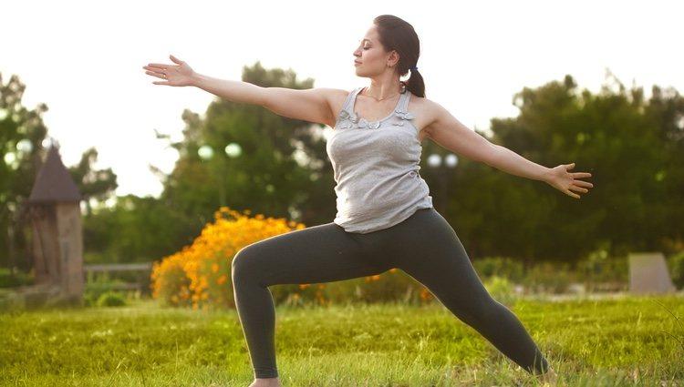 Mejorando tu dieta y realizando deporte moderado notarás como mejora tu  ánimo y salud