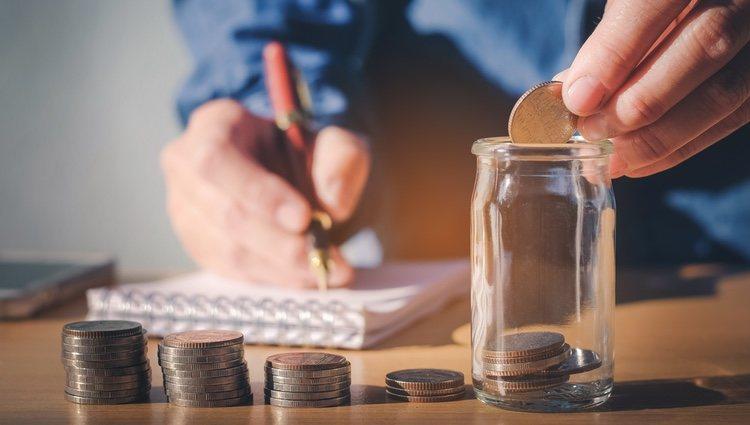 Deberás ahorrar para poder cubrir tus gastos pasados