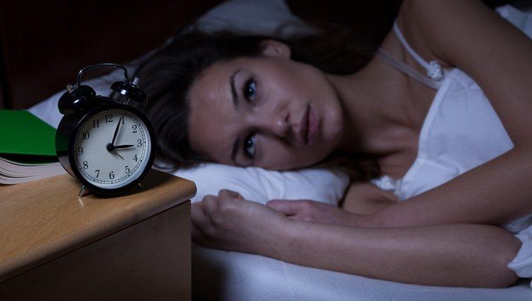 Quizás puedas sufrir problemas de sueño