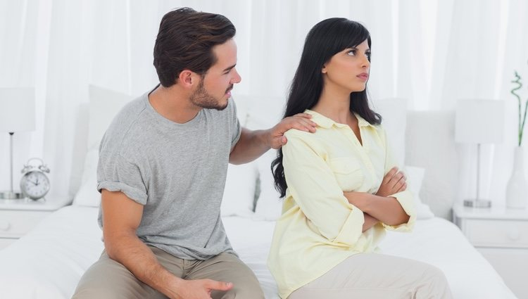 Tu mal carácter puede pasarle factura a tu relación