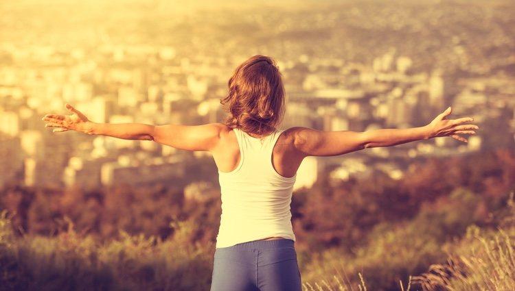 Cada vez te sentirás mejor física y anímicamente