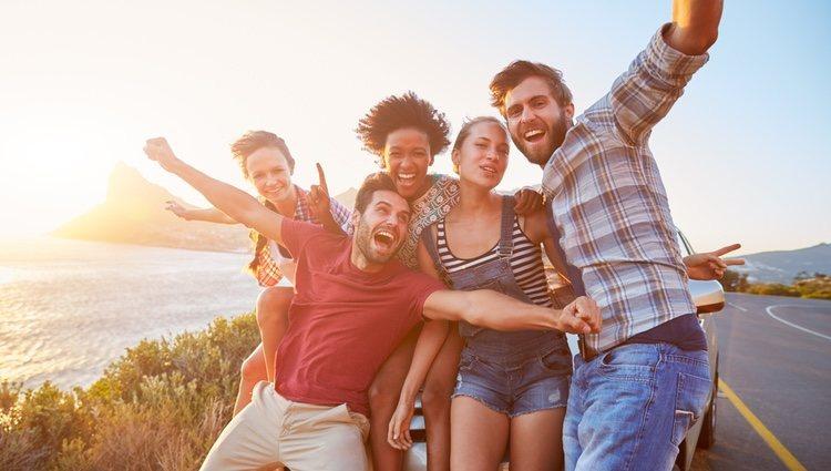 Disfrutarás de un gran mes con tus amigos