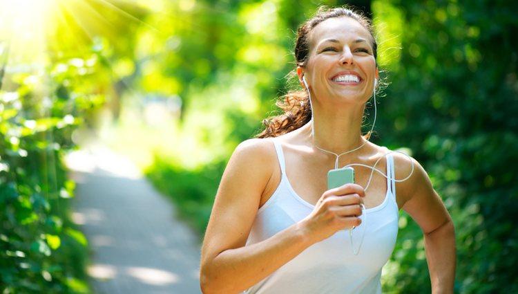 Sigue con los hábitos saludables y harán que recibas una buena noticia sobre tu salud