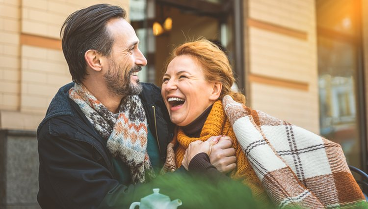 El aumento de comunicación ha provocado un mayor disfrute de las relaciones sexuales