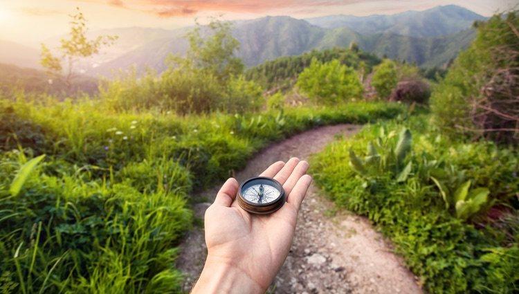 Un viaje en solitario ayuda a pensar con claridad