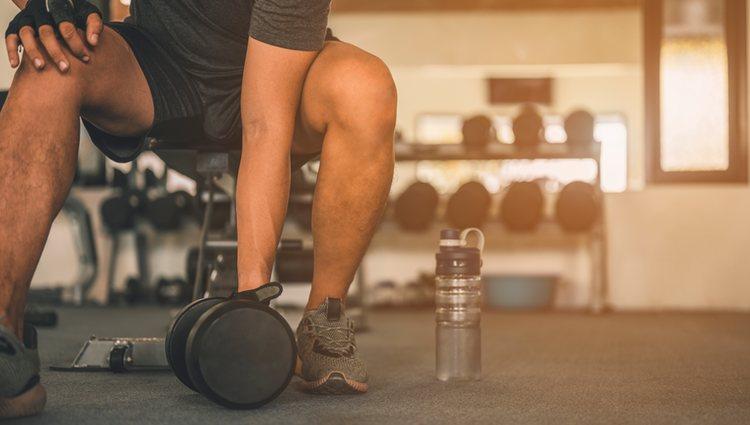 Si saca tiempo para el gimnasio se sentirá más a gusto consigo mismo
