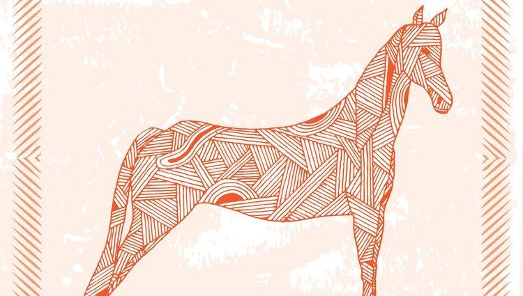 El Caballo es el ser más enérgico y positivo del horóscopo chino