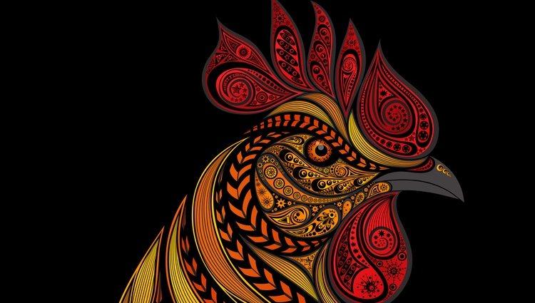 El Gallo es el animal más astuto del horóscopo chino