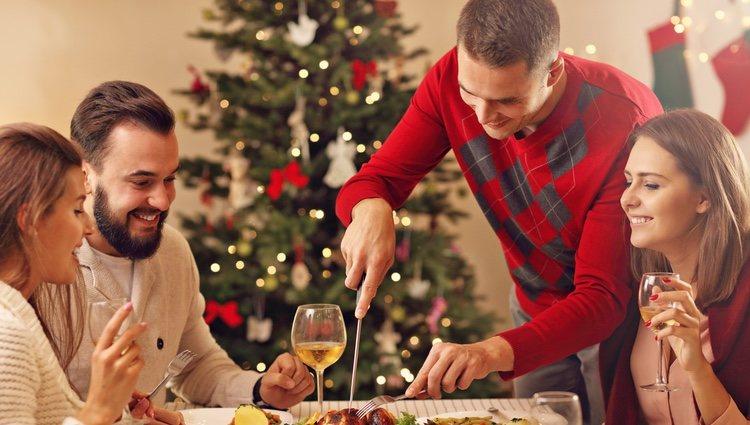 Capricornio no puede excederse con la comida estas navidades