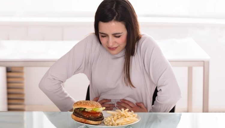 Este mes debe empezar a comer mejor, si no a la larga le pasará factura