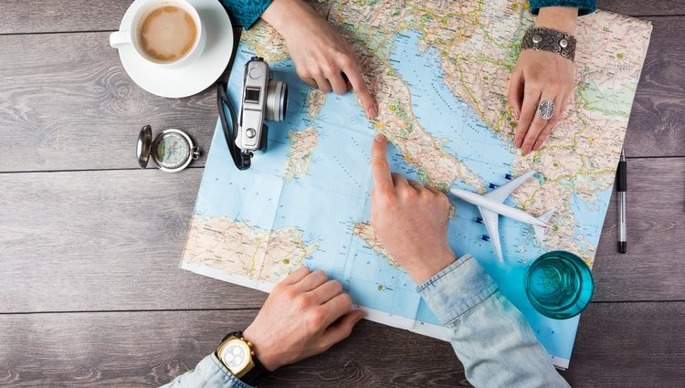 Viajar le ayudará a curar el alma y tiene un sinfin de lugares donde ir