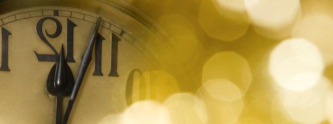 Tradiciones y rituales para entrar con buena suerte en el año nuevo