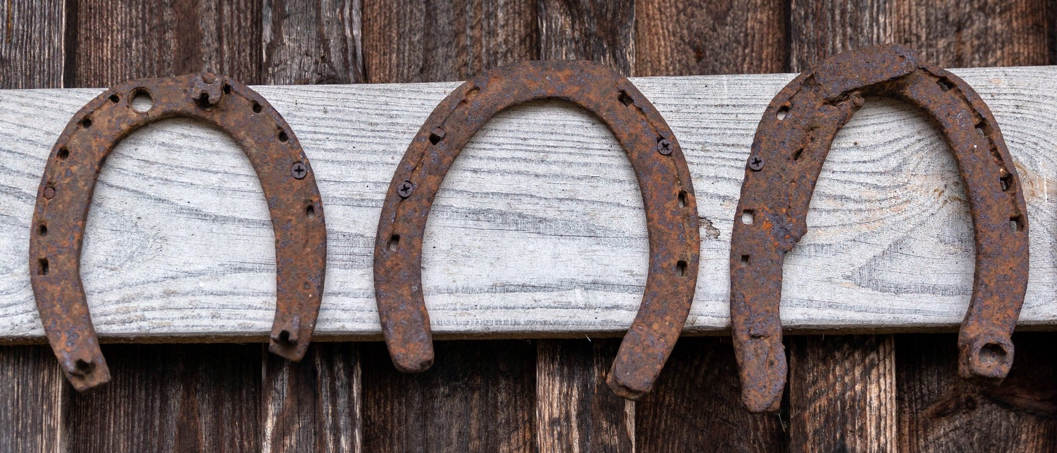 Supersticiones: La herradura para tener buena suerte