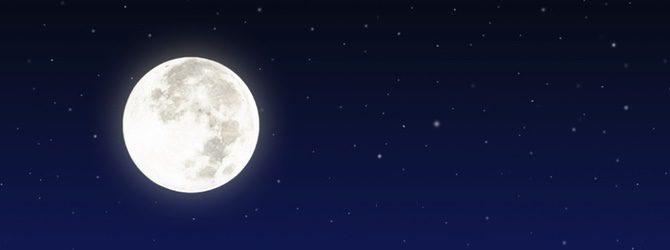Rituales que no debes hacer en luna llena