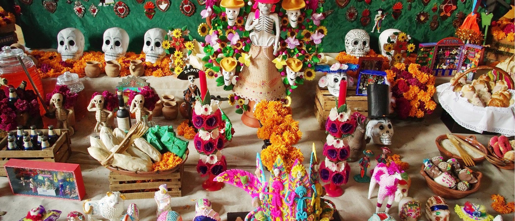 El Día de los Muertos en México: Descubre todo sobre esta tradición