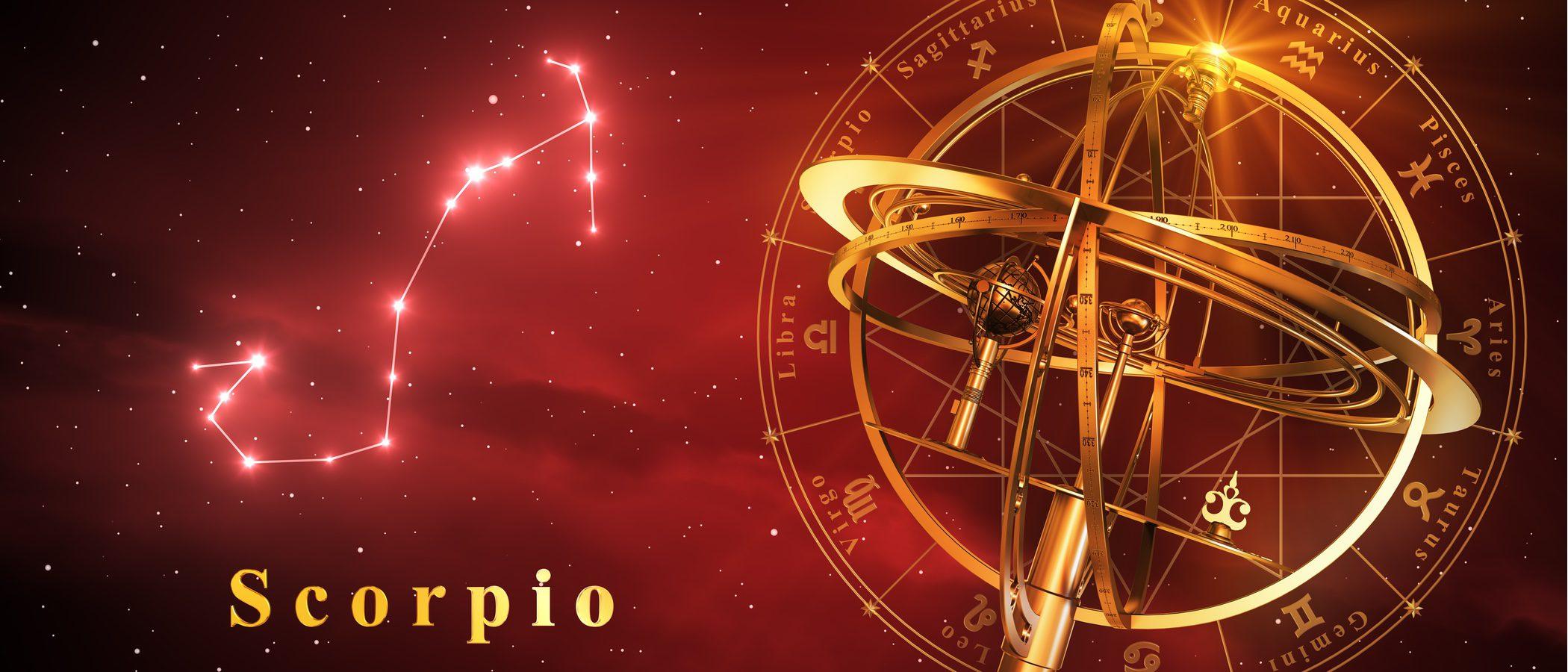 Horóscopo 2017: Escorpio
