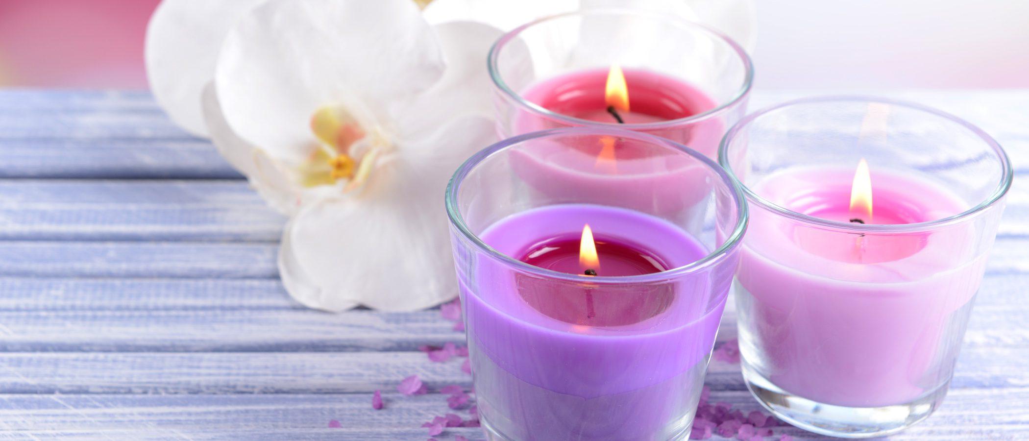 Rituales prohibidos con velas rosas