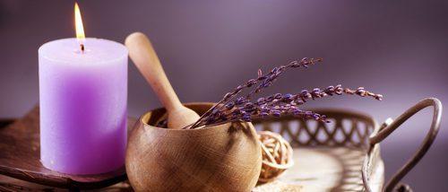 Rituales prohibidos con velas violetas