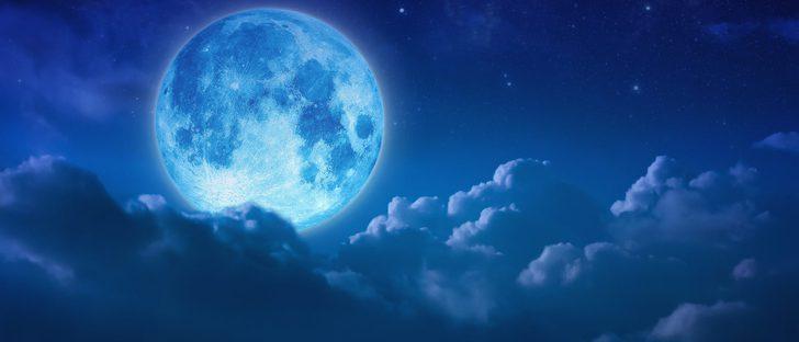 Rituales con luna azul: aprovecha una magia única